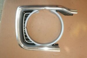 NOS? NORS? 1973 1974 Dodge Dart Right Headlight Bezel Rat Hot Rod Swinger?