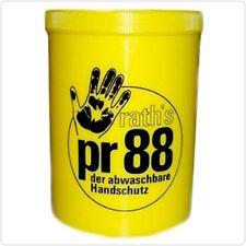 (8,95€/L) PR88 PR 88 Handcreme Hautschutz abwaschbarer Handschuh