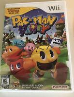 Pac-Man Party Nintendo Wii Kids Game 1