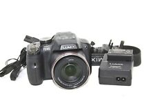 Panasonic LUMIX DMC-FZ45 14.1MP Digital Camera - Black-Used