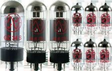 Tube Set - for Fender Blackface Super Reverb JJ Electronics APEX Matched