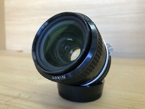 Opt Near Mint Nikon Ai Nikkor 35mm F/2 Wide Angle MF Lens From Japan #N6-37C