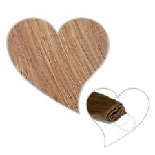 Easy Flip Extensions in dunkelblond#10 60 cm 130 Gramm Echthaar Your Hair Secret