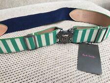 Paul Smith woman leather belt size M BNWT