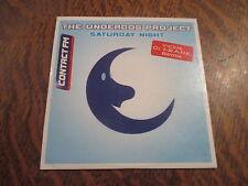 cd the underdog project saturday night