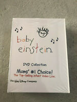 Baby Einstein DVD Collection Moms # 1 Choice! Brand New Sealed!