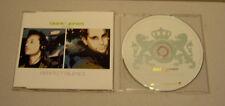Single CD Blank & Jones feat. Bobo - Perfect Silence  6 Tracks 2004  Rar 112