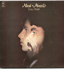 KEN NICOL & PETE MARSH ~ NICOL & MARSH'S EASY STREET ~ 1974 UK 11-TRACK LP