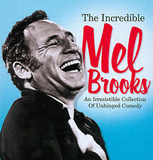 Mel Brooks: The Incredible Mel Brooks:An Irresistible Collection of preowned Dvd