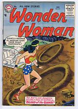 Wonder Woman #87 DC Pub 1957