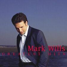 MARK WILLS: GREATEST HITS CD! [2002] W/I DO ~ 19 SOMETHIN' ~ BACK AT ONE! MINT