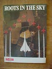 Roots in the Sky - A History of British Aerospace Aircraft aviation book 1980
