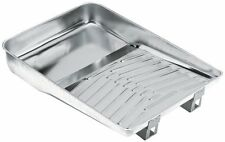 "11"" Wooster Durable Heavy Duty Deluxe Metal Paint Tray R402"