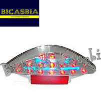 8473 - FANALE FARO POSTERIORE A LED MBK 50 NITRO - YAMAHA AEROX