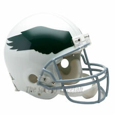 PHILADELPHIA EAGLES 69-73 THROWBACK NFL AUTHENTIC FOOTBALL HELMET