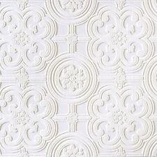 Anaglypta Egon Paintable Textured Vinyl Wallpaper RD80029 Embossed