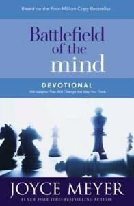 Battlefield of the Mind Devotional: 100 Insights That Will Change the Way - GOOD