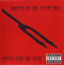 QUEENS OF THE STONE AGE, SONGS FOR THE DEAF, SPECIAL LIM ED CD + DVD UK (SEALED)