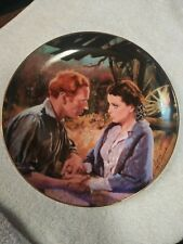 Fine China Scarlett & Ashley After the War Gone With The Wind W.S.George 1988