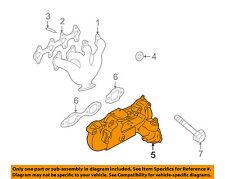 GM OEM-Brake Spring Hold Down Pin Clip Left 12553194