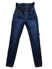 Ripe Maternity Blue Stretch Denim Jeans - Size S