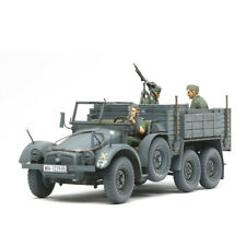 35317 Tamiya 6X4 Krupp Protze Personnel Carrier 1/35th Plastic Kit Military