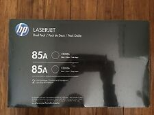 HP Laserjet Pro Genuine Cartridges  CE285D 85A BOTH IN ** SEALED  BOXES COMBO **