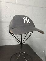 🌴New York Yankees One Size Adjustable Black Baseball Cap🌴