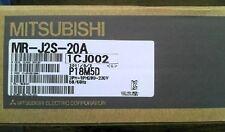 AC SERVO AMPLIFIER MR-J2S-20A MITSUBISHI INDUSTRY NEW IN BOX PLC MODULE #RS02