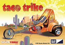 MPC 1/25 Scale Ed Roth Taco Trike Plastic Model Kit MPC893