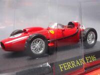 Ferrari Collection F246 1/43 Scale Box Mini Car Display Diecast 18