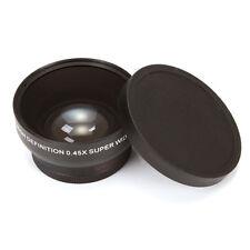 49mm 0.45X Wide-Angle Lens For Sony NEX-3 NEX-5 6 7 Canon Nikon Fuji DSLR Camera