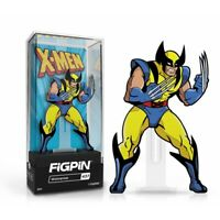 X-Men Animated Wolverine FiGPiN Classic Enamel Pin