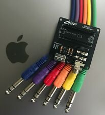 ArcaneByte adb2lisa Apple Desktop Bus (ADB) to Apple Lisa MacXL Keyboard Adapter