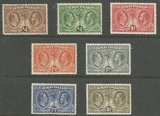Cayman Islands GV 1932 mint