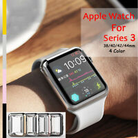 For Apple Watch Series 3 Full Protective Case Screen Protector Cover iWatch New