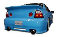96-97 Honda Accord 2/4DR Duraflex Spyder Rear Bumper 1pc Body Kit 101713