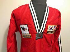 Tae Kwon Do Karate Uniform Combat Jersey Men'S Size M/L M.A.D.