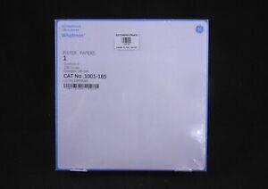 WHATMAN Grade 1 Qualitative Filter Paper 185mm Diameter 11µm Pore Size 100/PACK