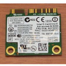 Intel Centrino Advanced N 6200 W-Lan Half Size 60Y3231 622ANHMW Lenovo und HP