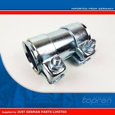 """2"""" 50mm Exhaust Pipe Sleeve Connector Clamp Audi VW Seat Skoda 1K0253141L"""