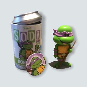 Funko Soda TMNT - Donatello GITD Chase LE (1/2000) - Rare/VGC/Chase Variant 🐙