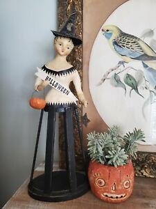 Nicol Sayre Witch Santos Cage Doll