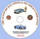 The Austin Healey Sprite & MG Midget Companion DVD