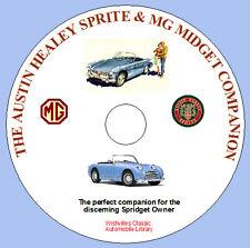 Il Austin Healey Sprite & MG Midget Companion DVD