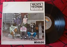 "MALDITA VECINDAD Y LOS HIJOS DEL 5º PATIO **Mojado** RARE 1990 Spain 12"" Single"