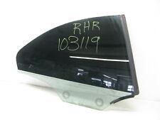 07-13 BMW E93 335i 328i CONVERTIBLE QUARTER PANEL WINDOW GLASS PASSENGER REAR 10
