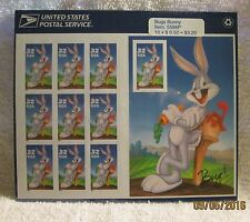 US 3317 Bugs Bunny Sheet  MNH - Original PO Packaging