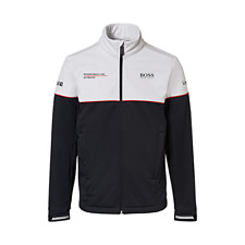 Porsche Driver's Selection Men's Softshell Jacket Hugo Boss- Motorsport