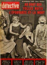 Détective n°766 - 1961 - Spay Sarthe - Privas Auguste Chasson - Camaret J Bagnol